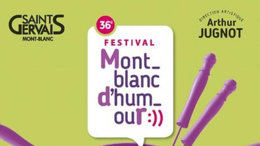 La Radio Plus vous invite au festival Mont-Blanc d'Humour du 21 au 25 octobre à Saint-Gervais.