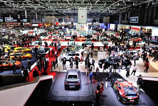 87 me salon internationnal de l 39 automobile gen ve agenda - Salon de lauto geneve ...