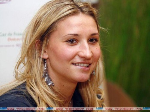 Tatiana Golovin une nouvelle fois enceinte !