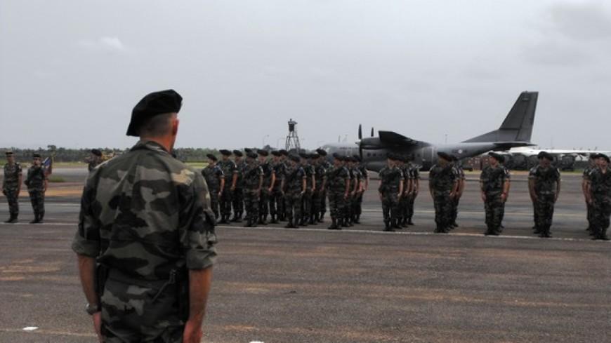 Les militaires en exercice sur le bassin annécien