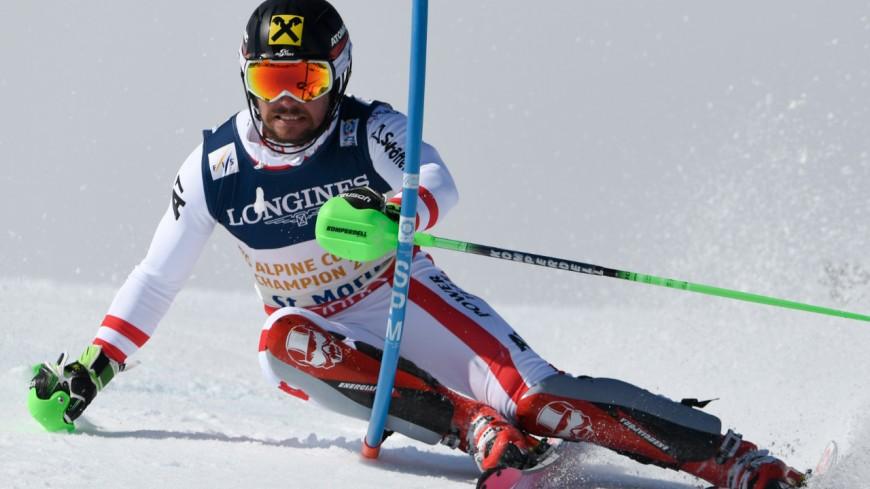 Hirscher et Shiffrin titrés en slalom