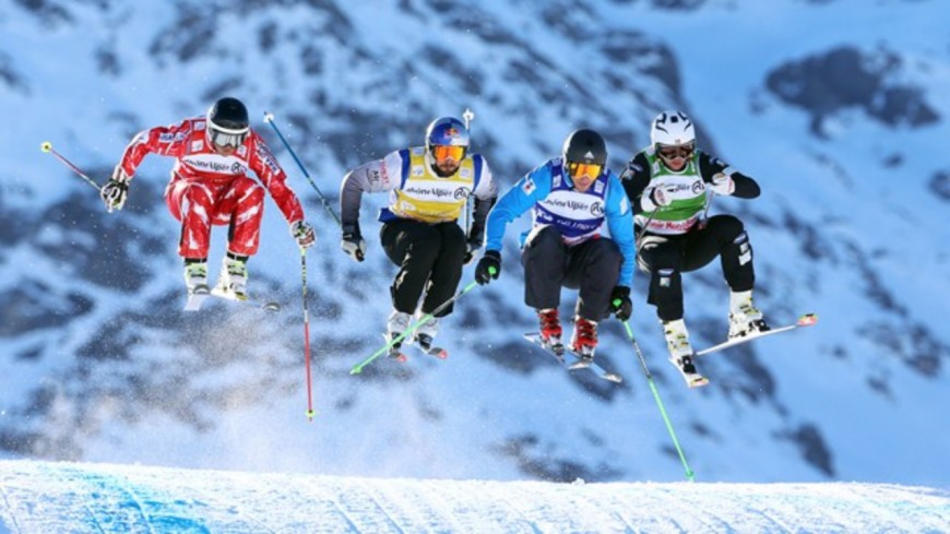 Skicross : Midol champion du monde !