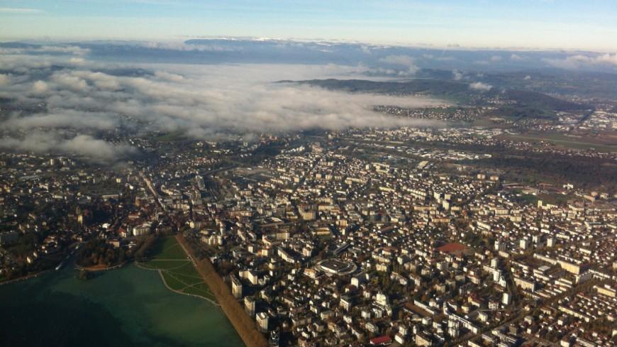 Grand Annecy progresse sur son réseau de chaleur