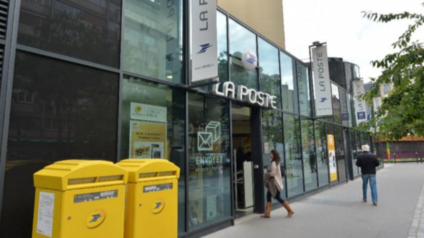 La poste de la Roche-sur-Foron vandalisée