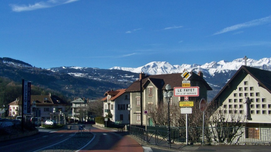 Bonne nouvelle à Saint-Gervais