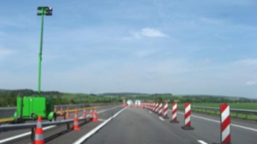 Des travaux sur l'A41 de mardi à mercredi