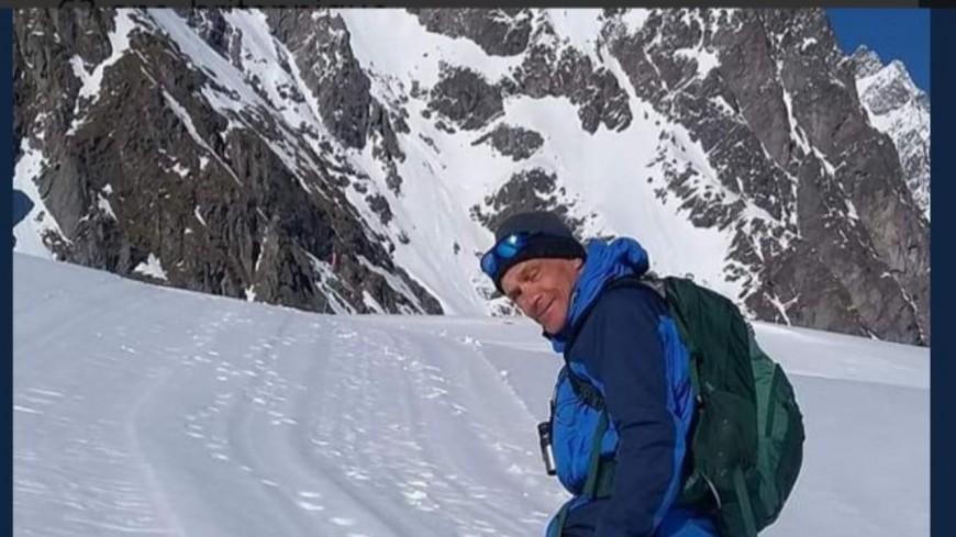 Un homme recherché à Chamonix