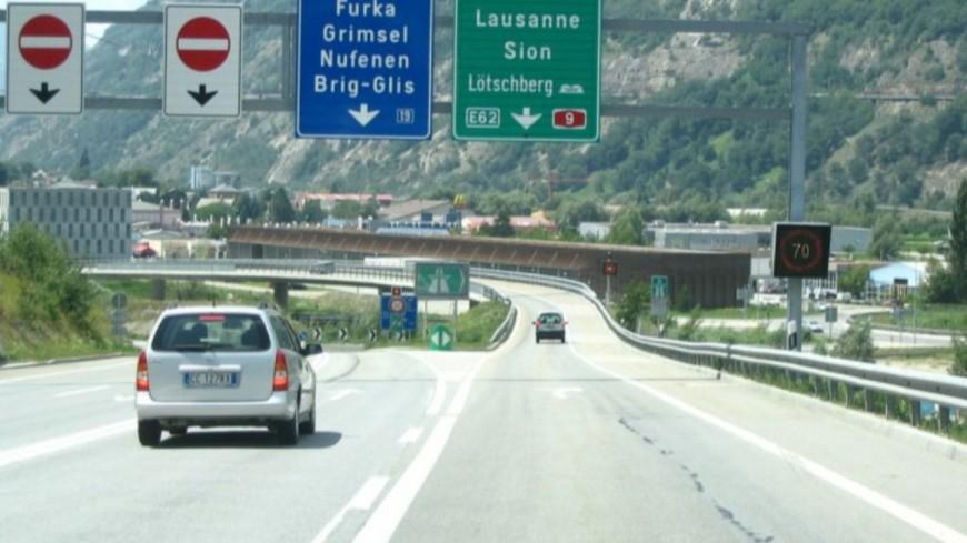 L'autoroute A1 fermée lundi soir