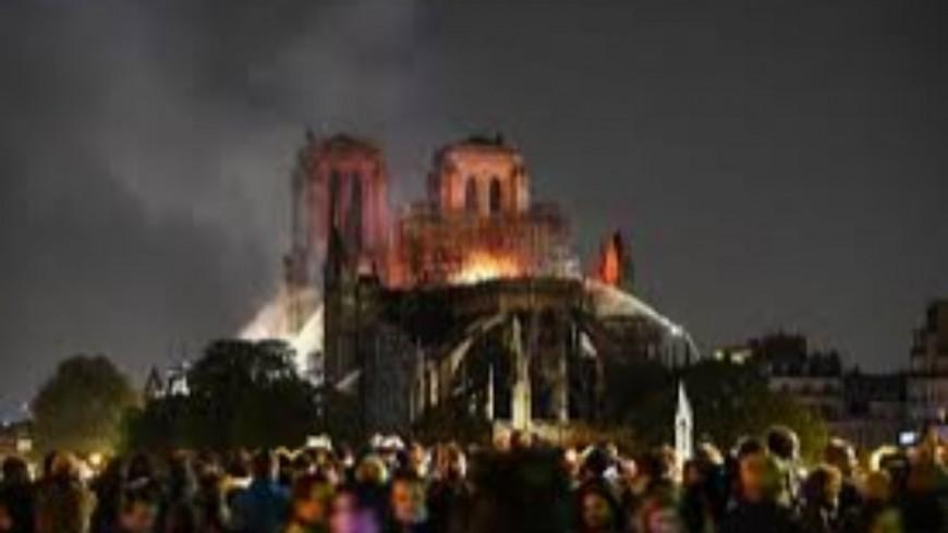 La région s'engage pour Notre-Dame-de-Paris