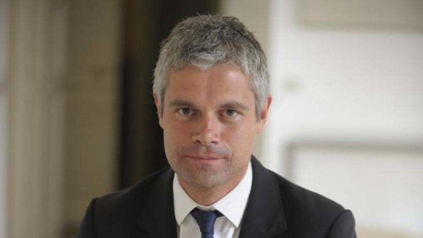 Laurent Wauquiez aux Houches