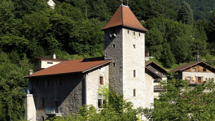 Sallanches : le Château fait peau neuve