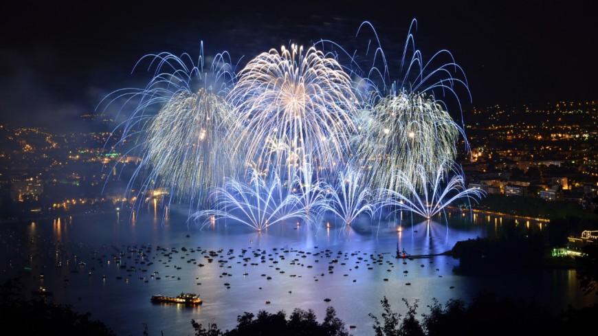 La billetterie pour la fête du lac d'Annecy ouvre