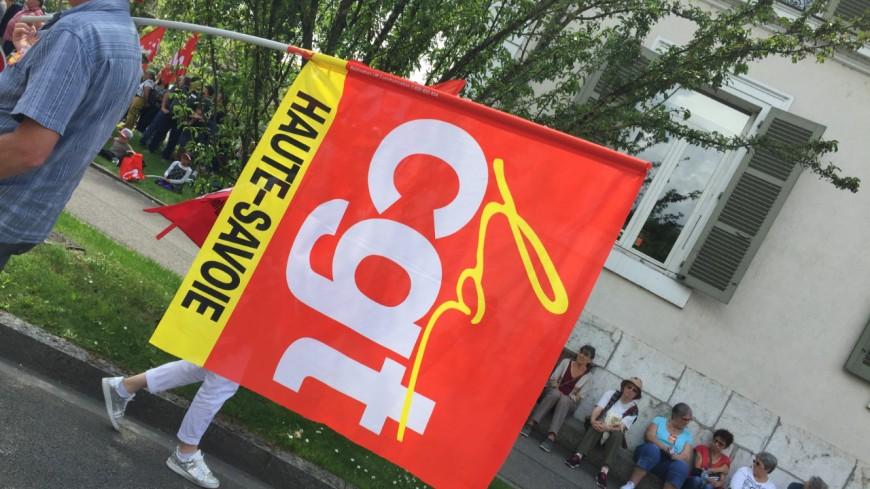 700 manifestants à Annecy pour le 1er mai