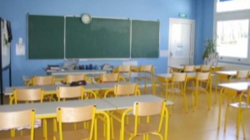 Un mouvement de grève jeudi dans les écoles