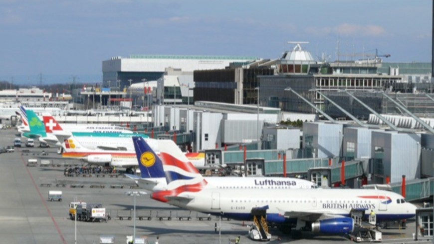 Interpellation à l'aéroport de Genève