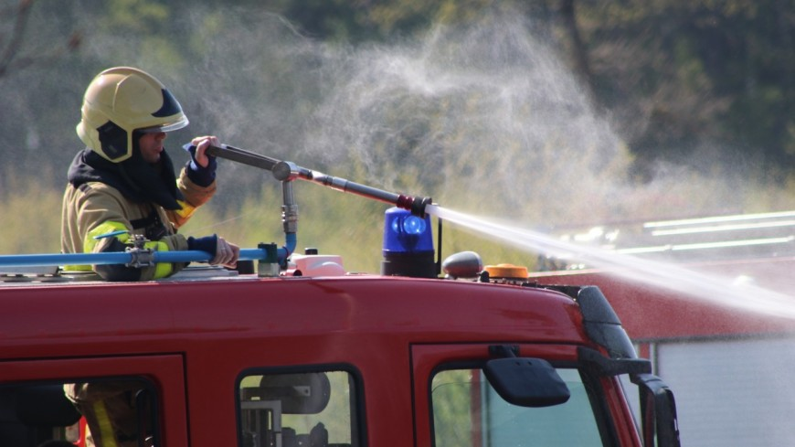 Un incendie à Annemasse