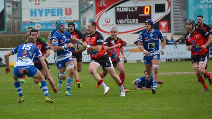 Rugby : montée en fédérale 1 pour Rumilly !