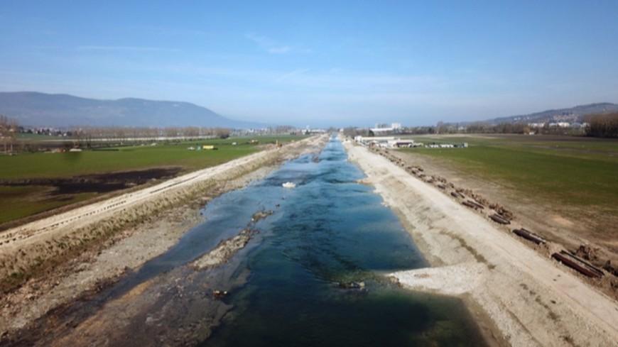 Yverdon : des travaux pour éviter l'inondation