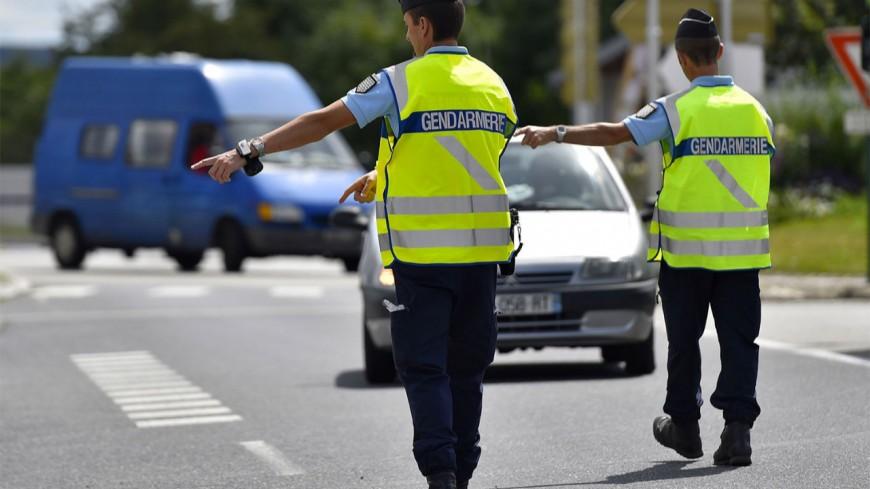 Attention sur les routes en pays de Savoie