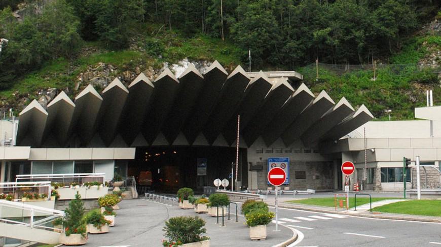 Attention aux abords du tunnel du Mont-Blanc