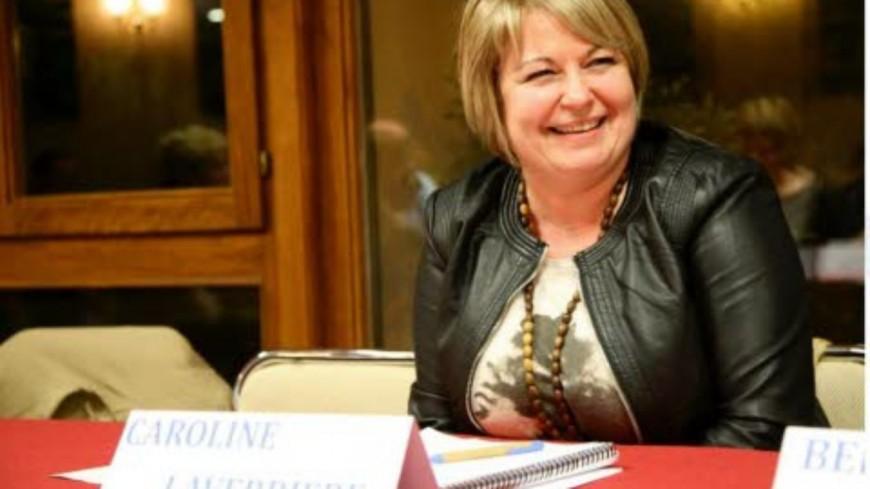 La maire de Neydens  est décédée
