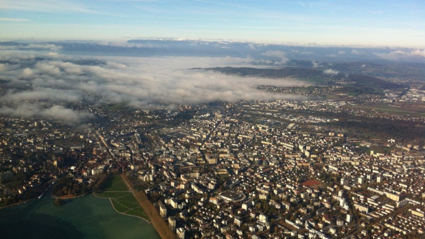 """Nouveau RDV pour """"Imagine le Grand Annecy"""""""