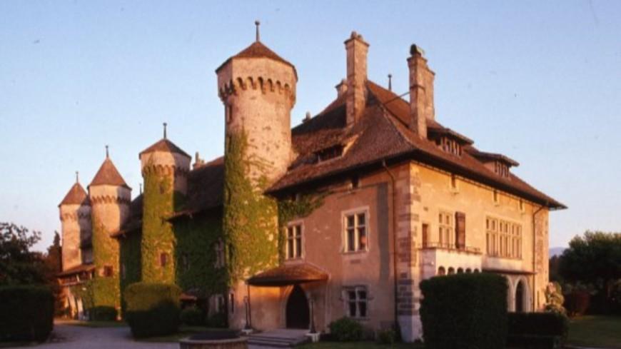 Le château de Ripaille au 2e  Loto du patrimoine