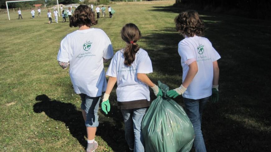 Un nettoyage citoyen organisé par Annecy