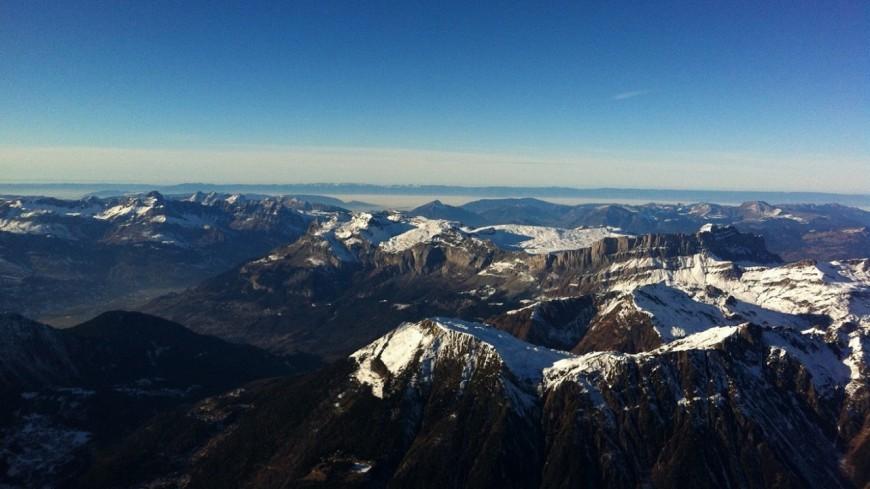 Prudence : un avis de tempête en Haute-Savoie