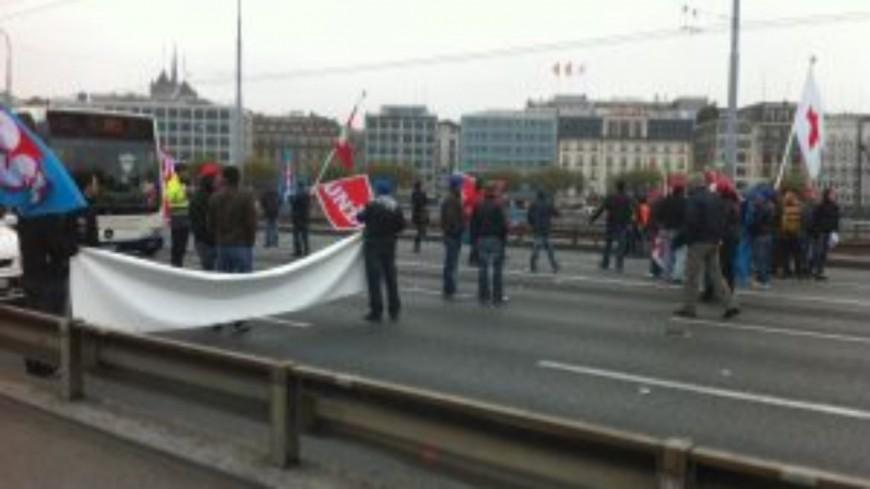 Mobilisation à Genève lundi