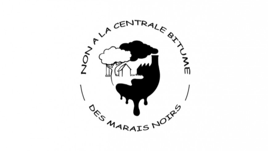 Nouvelle manifestation contre la centrale à bitume