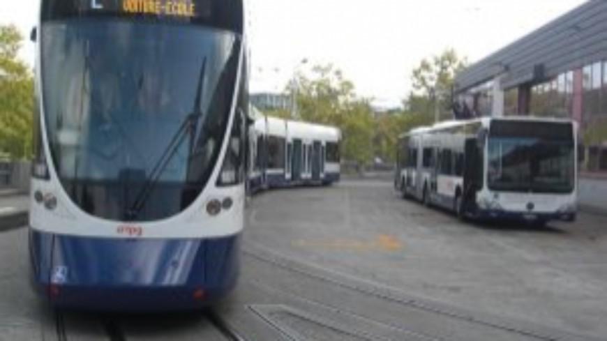 Un accident lundi matin à Genève