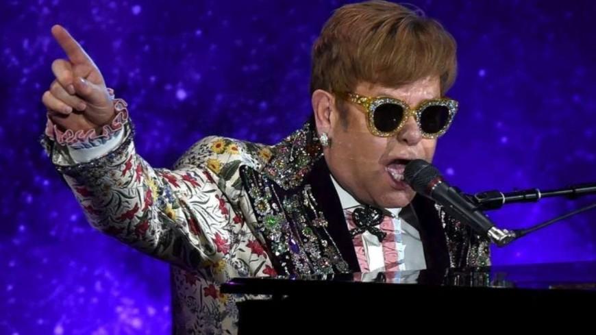 Elton John à Montreux ce week-end