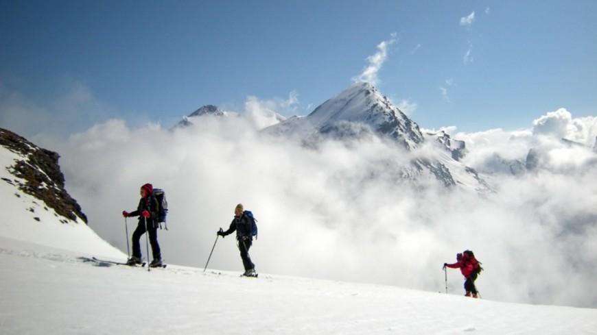Un guide relaxé à Chamonix jeudi