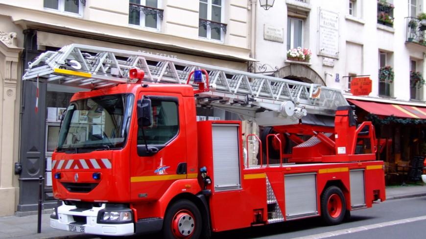 Une voiture incendiée à Chamonix mercredi