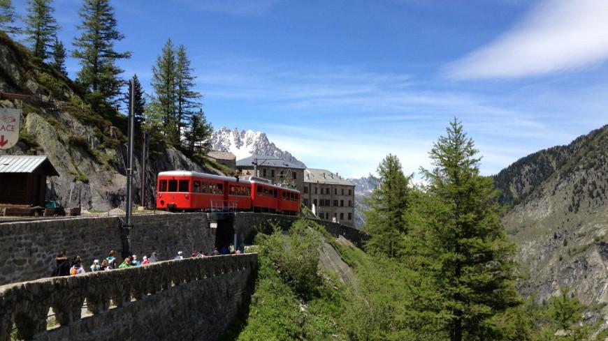Le train du Montenvers fête ses 110 ans !