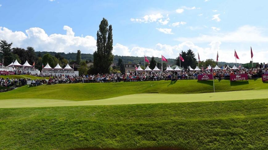 Le golf féminin s'empare une nouvelle fois d'Evian
