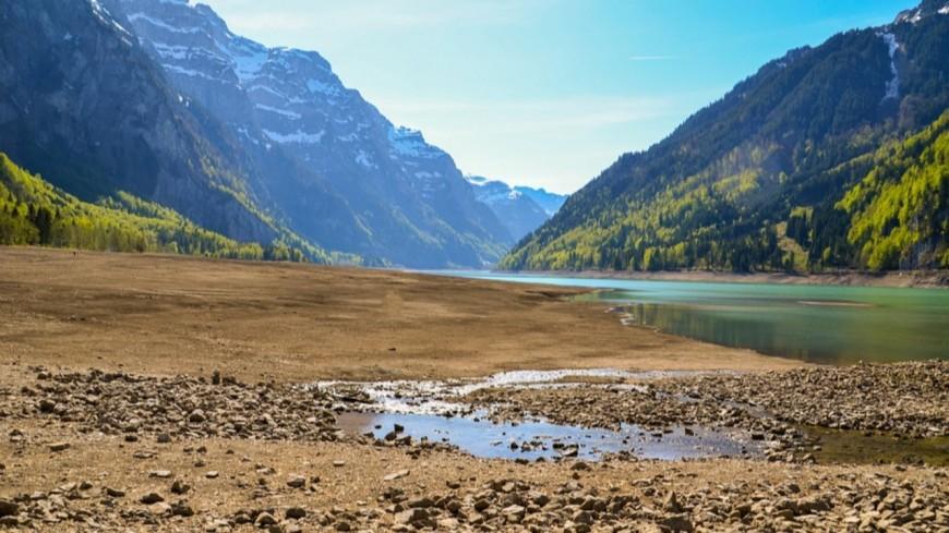 Des températures de plus en plus chaudes en Suisse