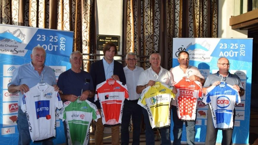 Présentation de l'édition 2019 du Tour Cycliste du Chablais