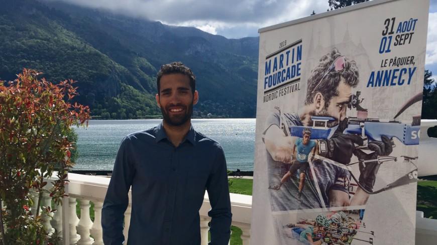 Le monde du biathlon à Annecy ce week-end