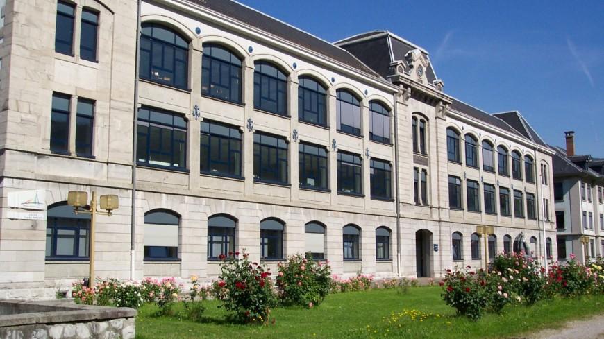 Cluses : mouvement de grève au lycée