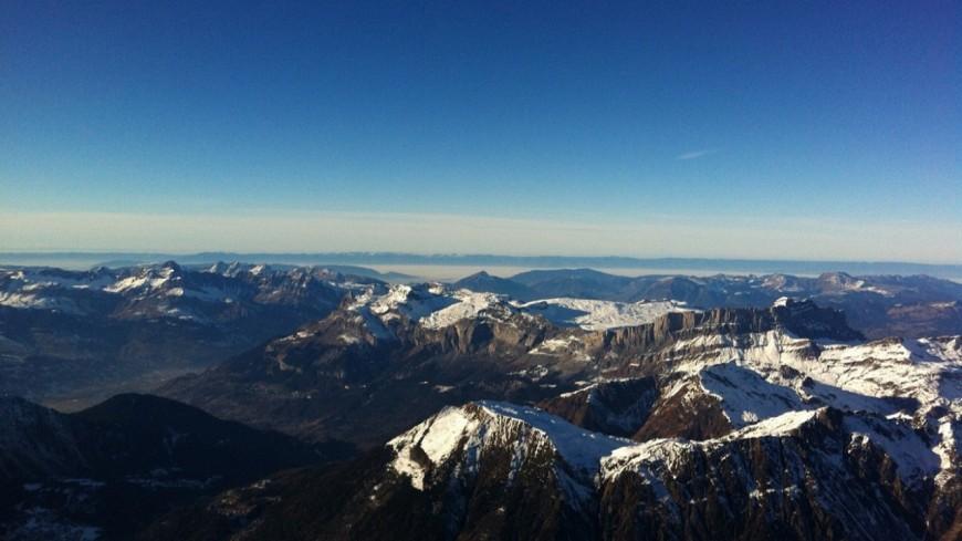 Il voulait ramer en haut du Mont-Blanc