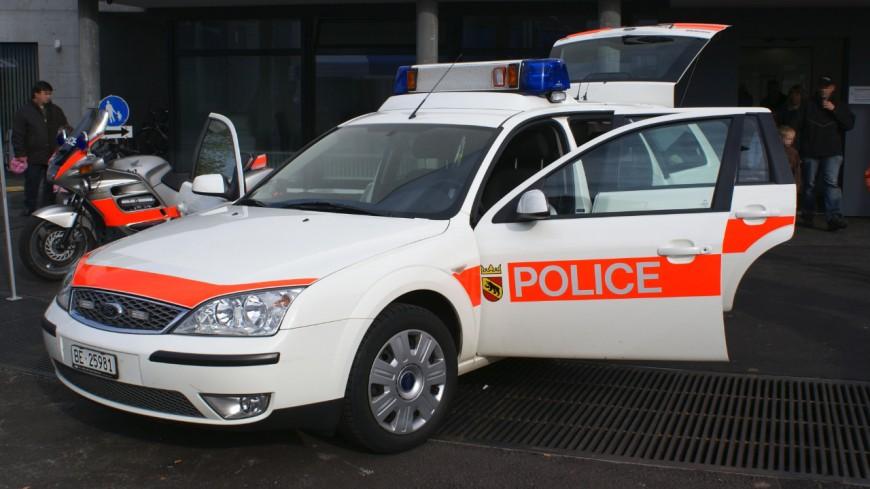 Accident de voiture vers Crans-près-Céligny
