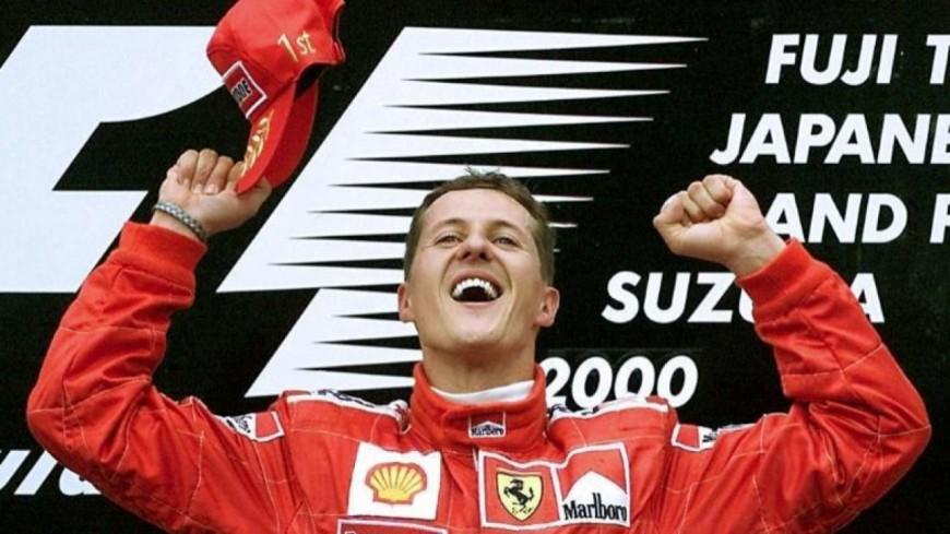 Michael Schumacher hospitalisé à Paris