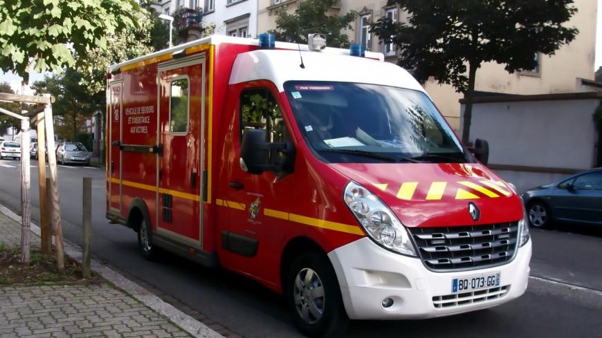 3 jeunes femmes blessées à Arbusigny