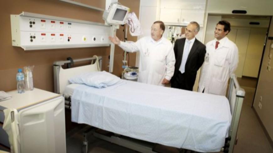 Un centre de soins palliatifs à Genève