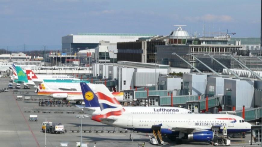 Un avion en difficulté à Genève