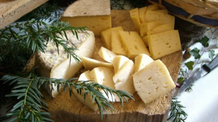 Les fromages de la région font de la pédagogie