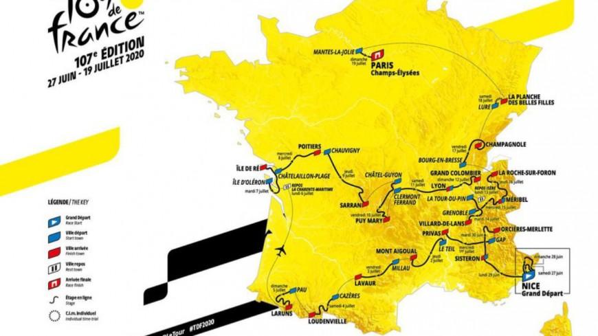 Tour de France 2020 : du lourd dans la région