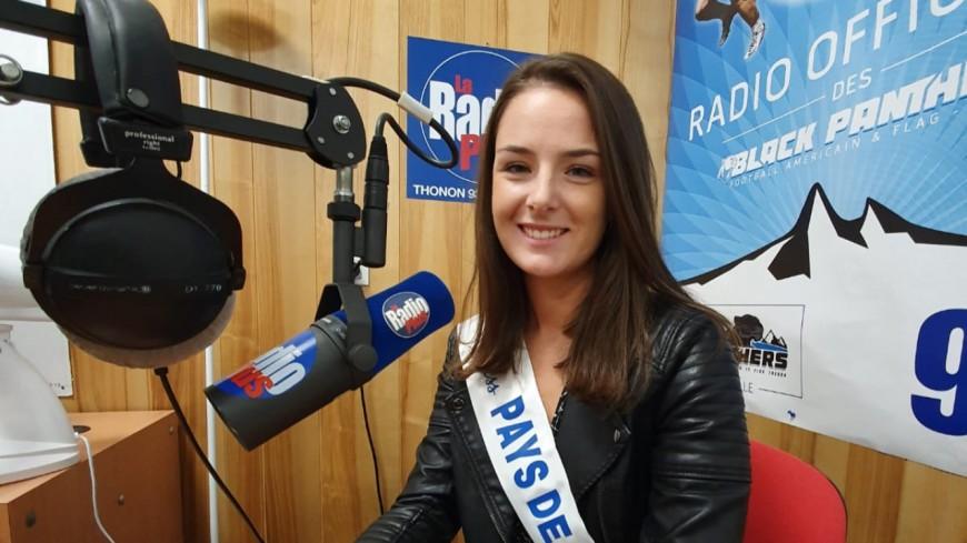 Fin d'aventure pour Miss Pays de Savoie